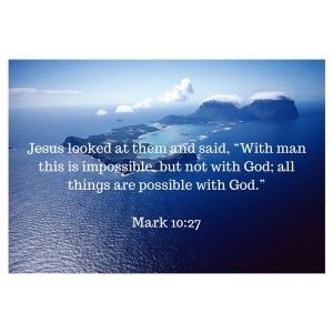 Mark 10-27