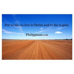 Philippians 1-21