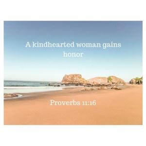 Proverbs 11-16