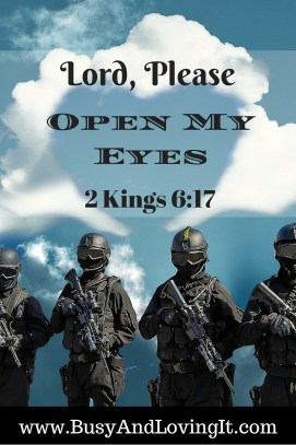 Open Your Eyes 2 Kings 6