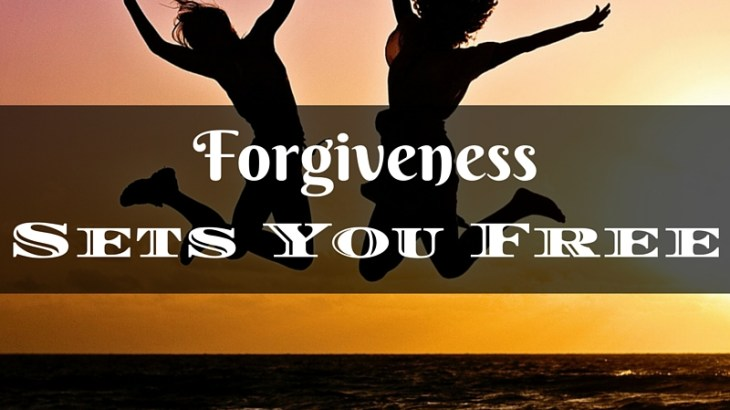 Ask God for help when you are struggling with forgiveness. Forgiveness Sets You Free