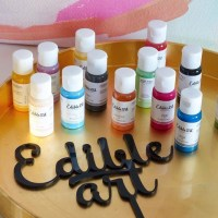 Edible Art Paint