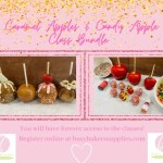 Candy & Caramel Apple Class Bundle