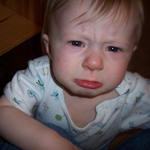 Febra la copiii mici
