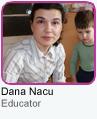 Dana Nacu - Educator Grupa Building Bees