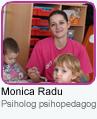 Monica Radu - Psiholog psihopedagog