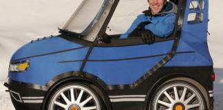 podride bicycle car