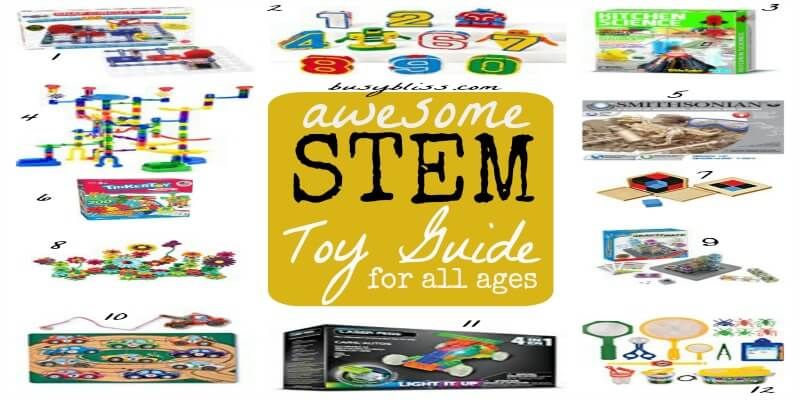12 Best STEM Toys Your Kids Will Absolutely LOVE!