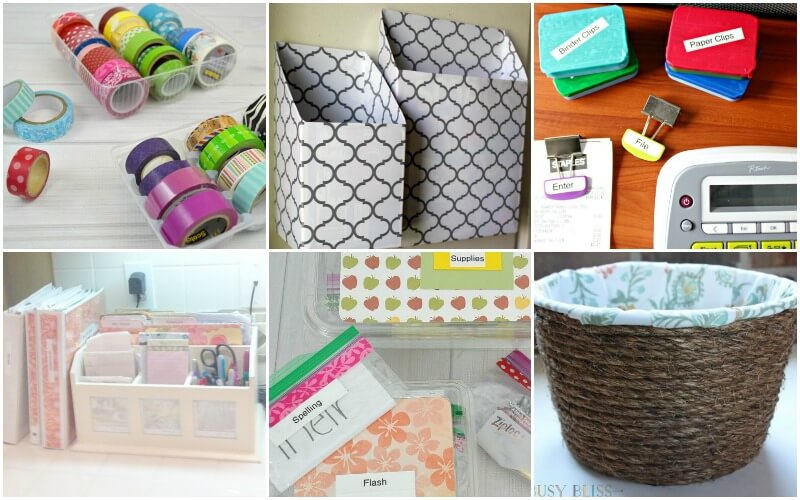 11 Organization Hacks You Need to Know if You're a Busy Mom