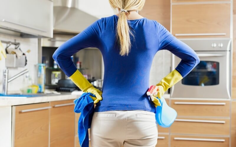 16 of the Best Lazy Girl House Cleaning Hacks: Save Money, Clean Better