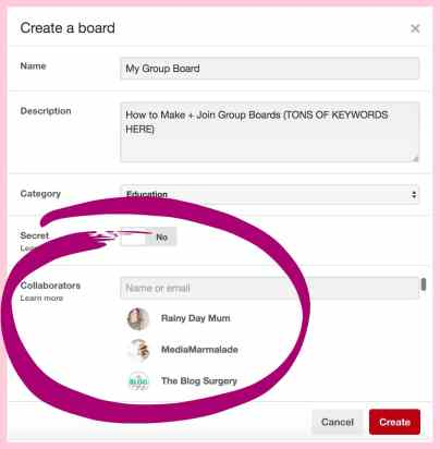 Want to know how and why to use group boards on Pinterest?