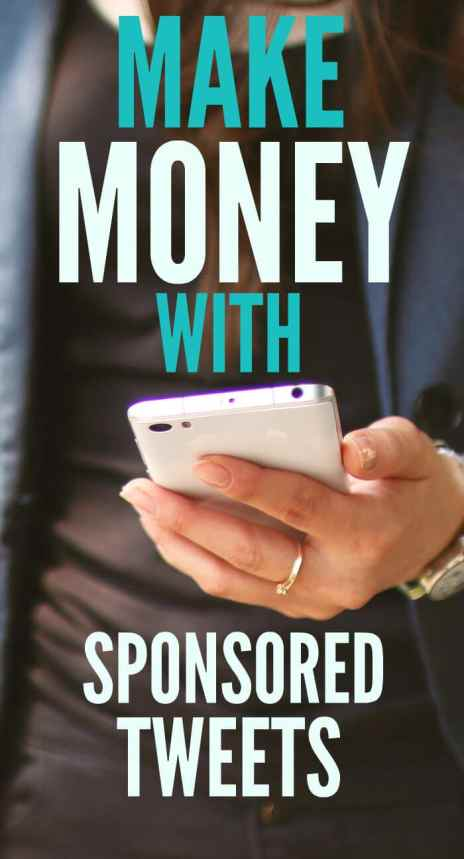 Ready to learn how to make money with Sponsored Tweets?