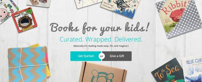 Get the BookRoo monthly subscription box 25% off during Black Friday.