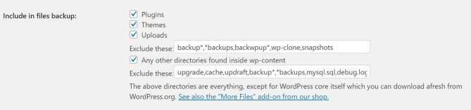 Include Files