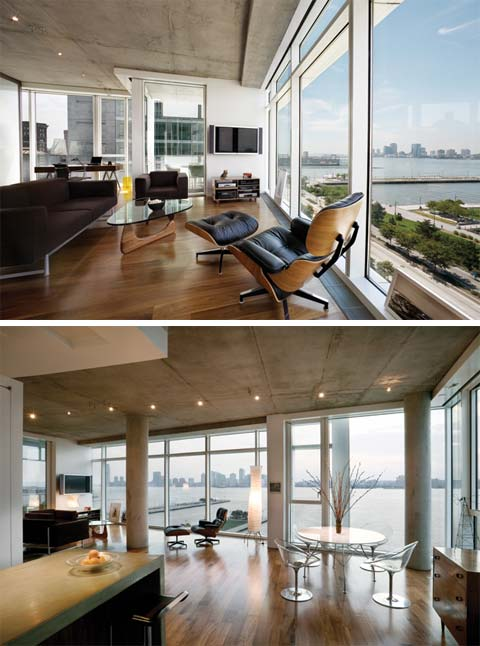 Perry Street Residence Loft With A View Loft Design