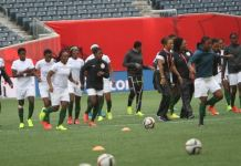 Super-Falcons-of-Nigeria-Battle-Austria-in-Cyrus-Women-Cup-BusybuddiesNg