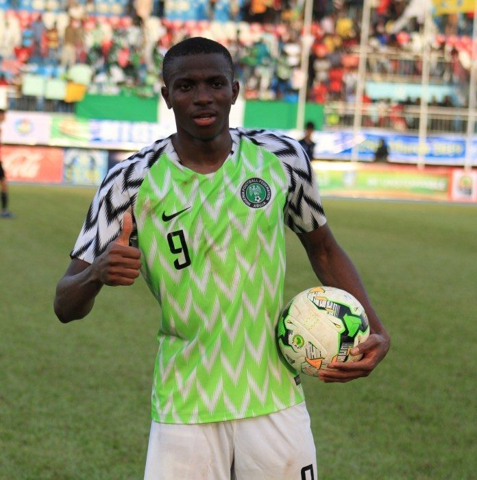 INSIDE AFCON 2019: Victor Osimhen Opens Up on His Experience in Super  Eagles Camp Despite Not Playing (AUDIO)