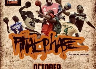 2019 Prudent Energy Handball Premier League Poster