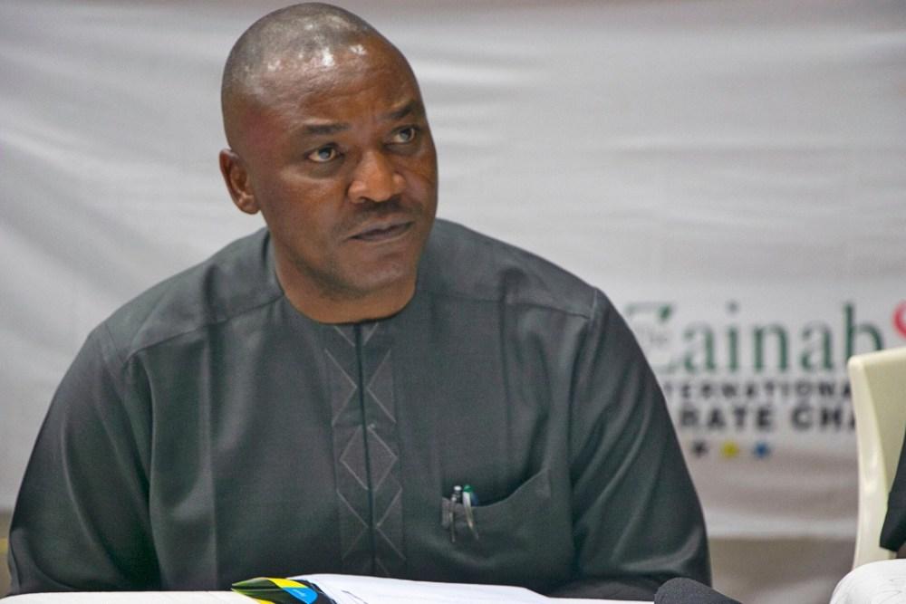 Silas Agara, President Nigeria Karate Federation