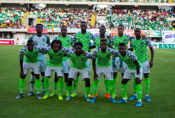 2021 AFCON: NFF Reveals Venue For Nigeria, Sierra Leone Clash | The Busy  Buddies