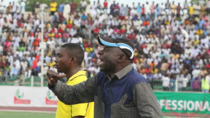 Ibrahim Musa Kano Pillars Head Coach