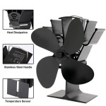 Thermal Fireplace Wood Stove Fan Parts