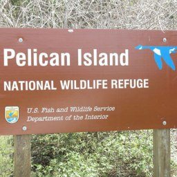 PELICAN ISLAND NATIONAL WILDLIFE REFUGE