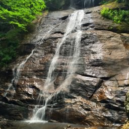 Dill Falls Lower then Upper Hike