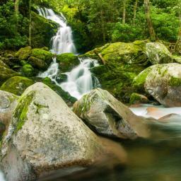 Big Creek / Mouse Creek Falls