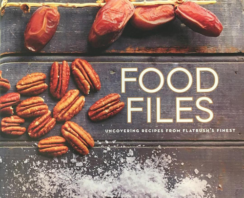 Food Files Cookbook + Giveaway!