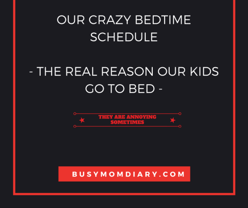 bed-time-schedule