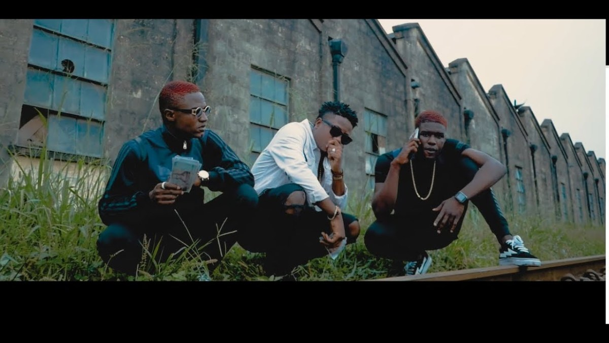 VIDEO & AUDIO: Diesel Ft ClassiQ - Gucci Bags