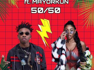 Rose May Alaba ft. Mayorkun – 50/50
