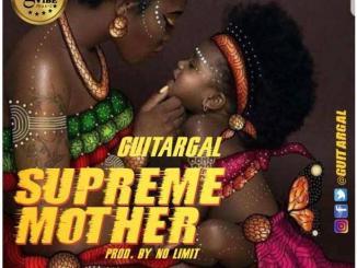 Guitar Gal - Supreme Mother