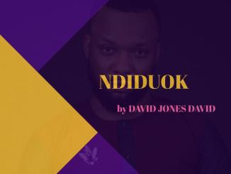 David Jones David - Ndiduok