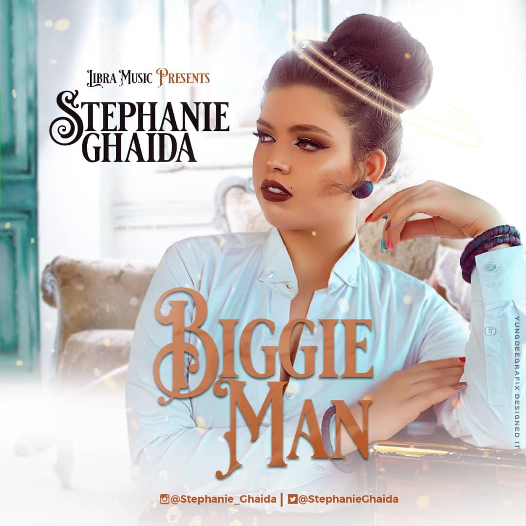 Stephanie Ghaida - Biggie Man (Prod Yung Alpha)