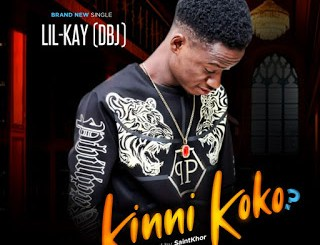 Lil-Kay DBJ - Kinni Koko (Prod. by SaintKhor)