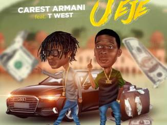 Image result for Carest Armani ft. T West – Jeje""