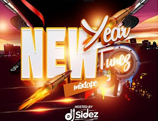 Dj Sidez - New Year New Tunez Mixtape