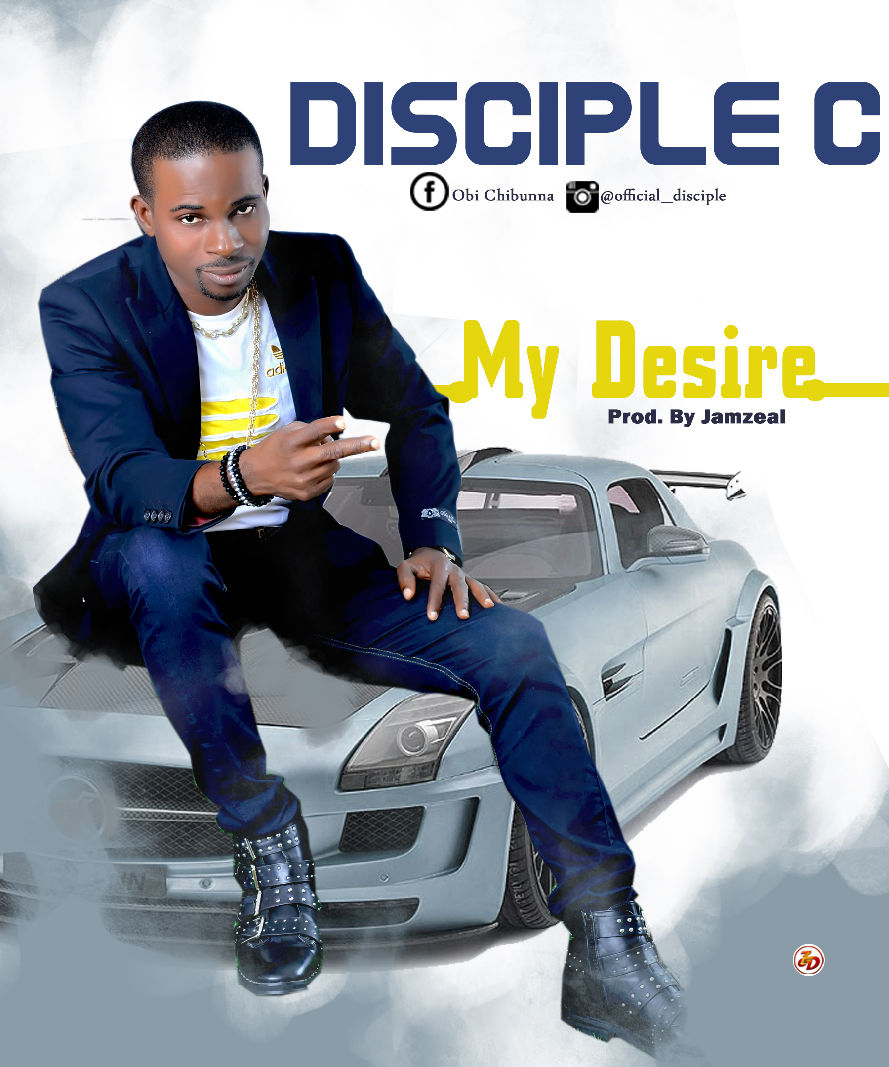 Image result for Disciple C – My Desire (Prod. Jamzeal)