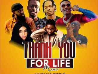 Download Mix Tape: Dj Vickyslim _ Thank You For Life Special Mix