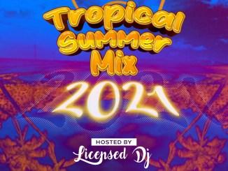 Licensed DJ – Tropical Summer Mix 2021