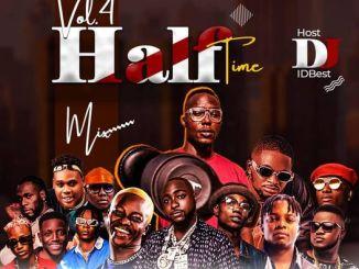 Dj IDBest ft. Hypeman Afro - Half Time Mix-Vol.4