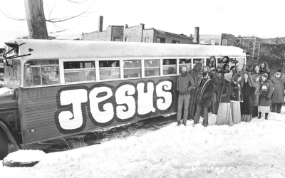 "Better Board The ""Jesus Freaks"" Bus Before It's Too Late!"