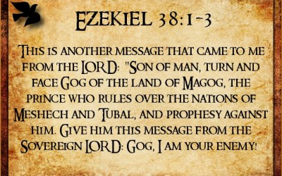 Big End Times News Developing In The Ezekiel 38-39 Battle