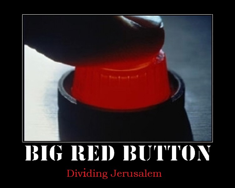 The Red Button God Does Not Want Pushed!