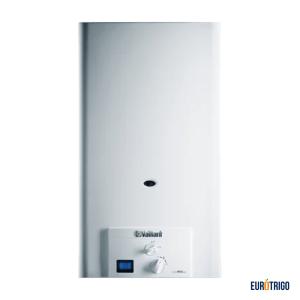 Calentador Vaillant para butano, propano o gas natural