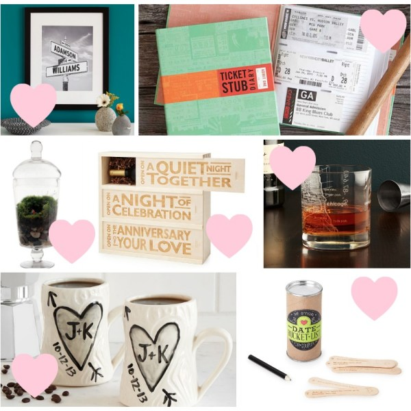 Wedding Gift Ideas Registry : Unique Gift Ideas for Weddings/Anniversaries Wedding Wednesday ...
