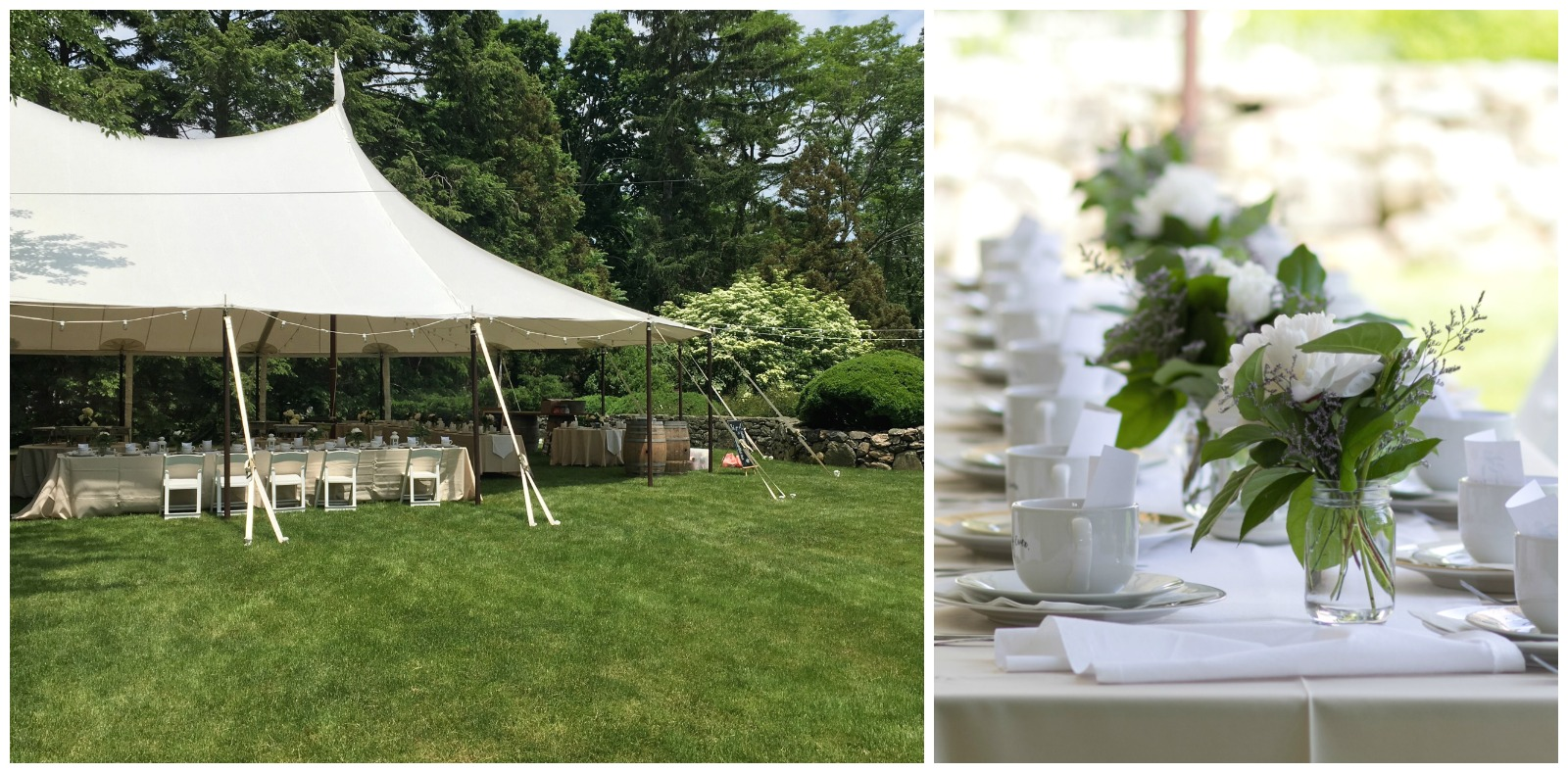 How to Plan a Backyard Wedding | Things You'll Want to Know