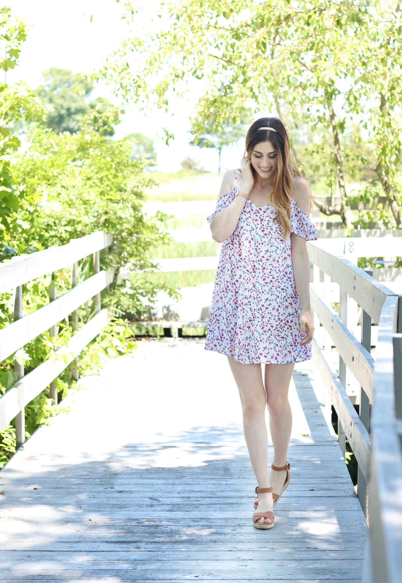 Different ways to Style Floral Clothing | How to Wear Floral | But First, Coffee - a Connecticut lifestyle and DIY blog